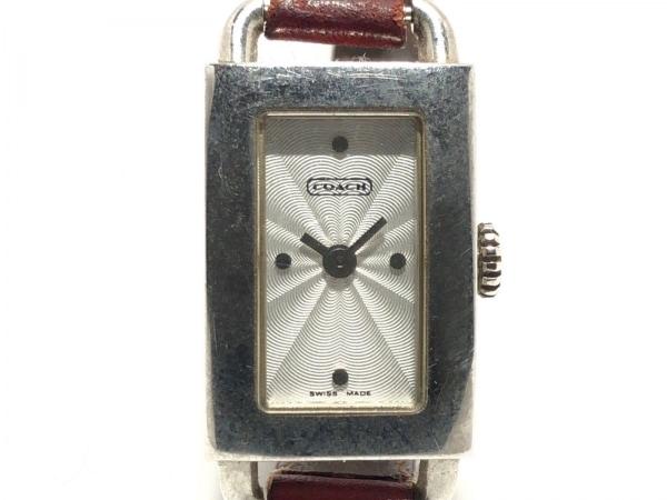 COACH(コーチ) 腕時計 0219 レディース グレー 1