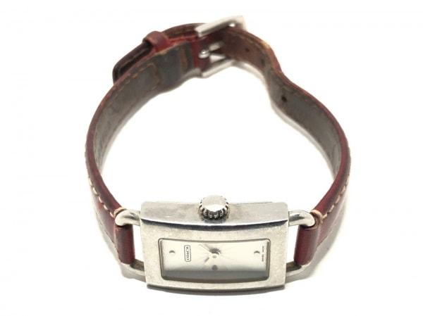 COACH(コーチ) 腕時計 0219 レディース グレー 2