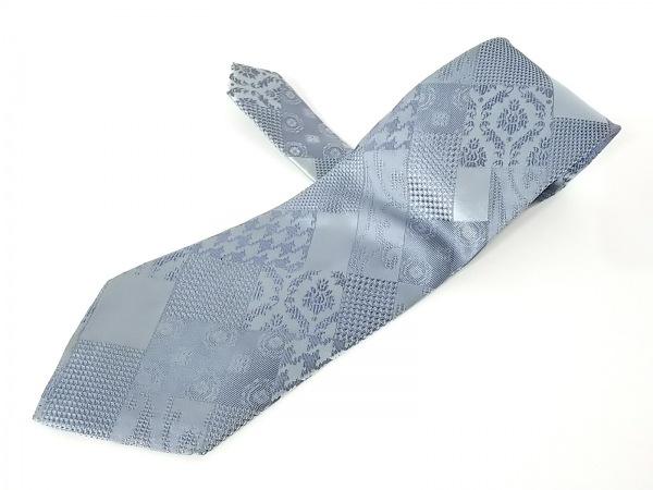 DOLCE&GABBANA(ドルチェアンドガッバーナ) ネクタイ メンズ ブルー 1