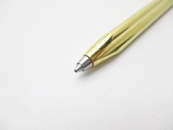 BVLGARI(ブルガリ) ボールペン ゴールド インクあり(青) 金属素材 3