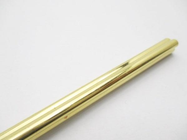 BVLGARI(ブルガリ) ボールペン ゴールド インクあり(青) 金属素材 7
