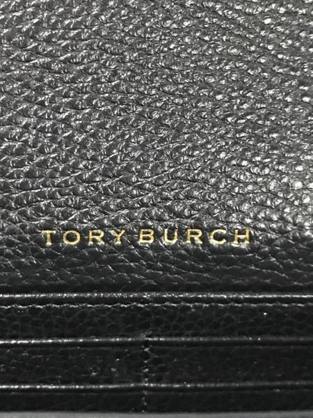 TORY BURCH(トリーバーチ) 財布 黒 レザー 4