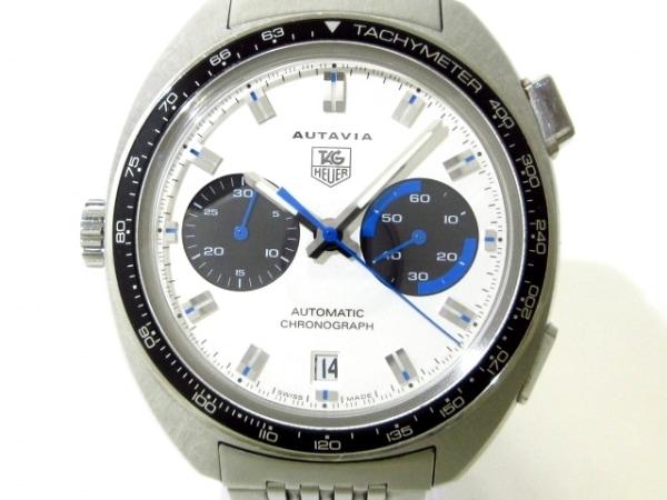 タグホイヤー 腕時計 オータヴィア CY2110/CY2110.BA0775 メンズ 白 1