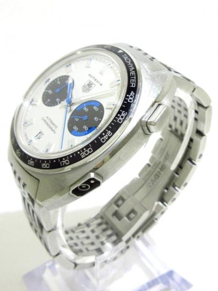 タグホイヤー 腕時計 オータヴィア CY2110/CY2110.BA0775 メンズ 白 2