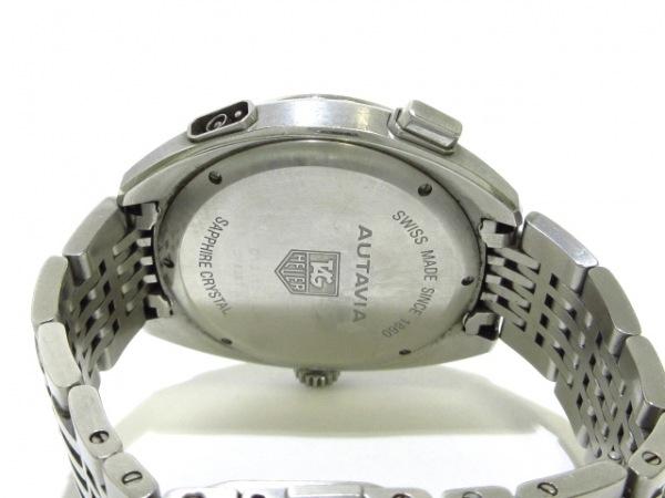 タグホイヤー 腕時計 オータヴィア CY2110/CY2110.BA0775 メンズ 白 3
