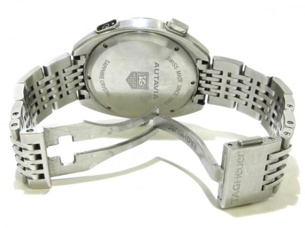 タグホイヤー 腕時計 オータヴィア CY2110/CY2110.BA0775 メンズ 白 5