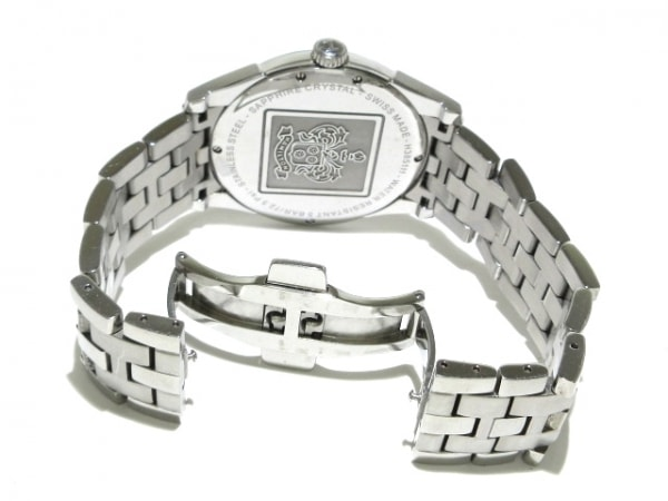 ハミルトン 腕時計 ジャズマスターシンライン H385111 メンズ 黒 5