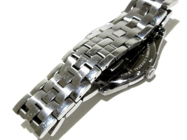 ハミルトン 腕時計 ジャズマスターシンライン H385111 メンズ 黒 6