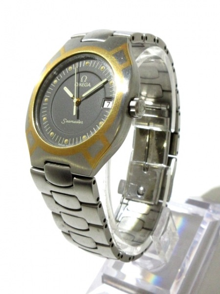OMEGA(オメガ) 腕時計 シーマスターポラリス メンズ ダークグレー 2