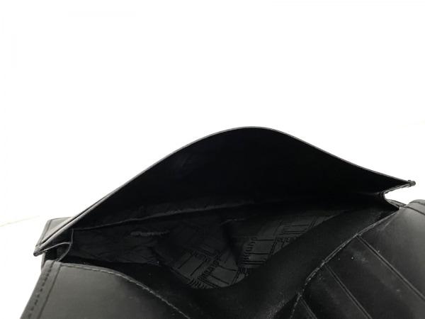 dunhill/ALFREDDUNHILL(ダンヒル) 札入れ美品  黒 レザー 4