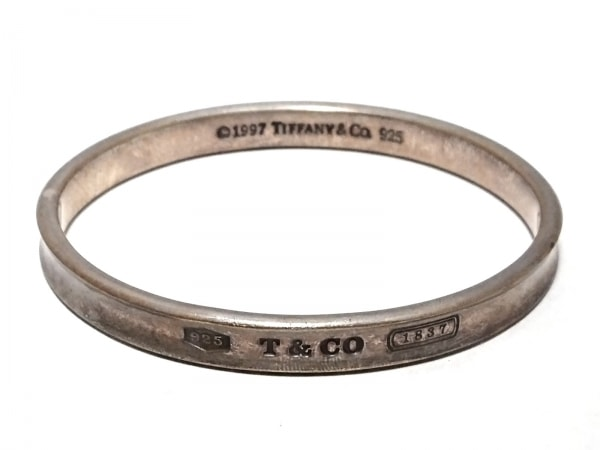 TIFFANY&Co.(ティファニー) バングル 1837 シルバー 1