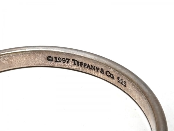 TIFFANY&Co.(ティファニー) バングル 1837 シルバー 4