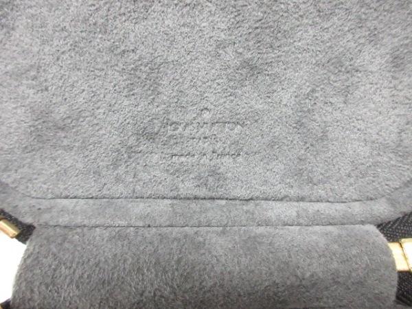 ルイヴィトン バニティバッグ エピ カンヌ M48032 ノワール 7