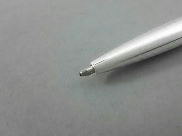ティファニー ボールペン美品  クラシックT シルバー インクあり(黒) 3