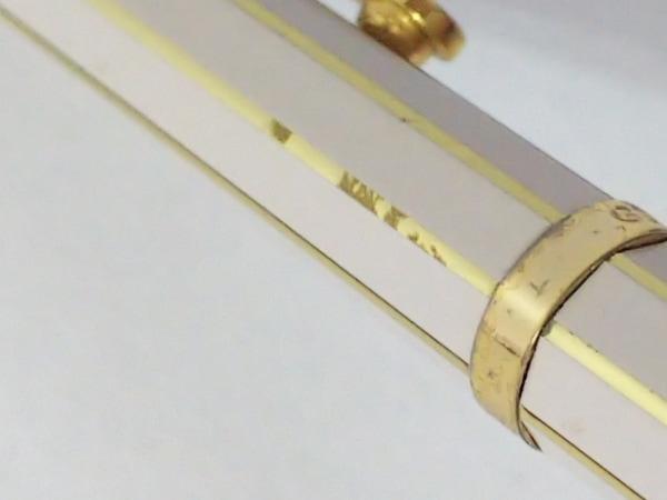 ジバンシー ボールペン - ベージュ×ゴールド インクなし 金属素材 5