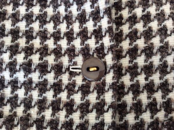 ニナリッチ スカートスーツ サイズ9 M レディース ツイード/千鳥格子 5