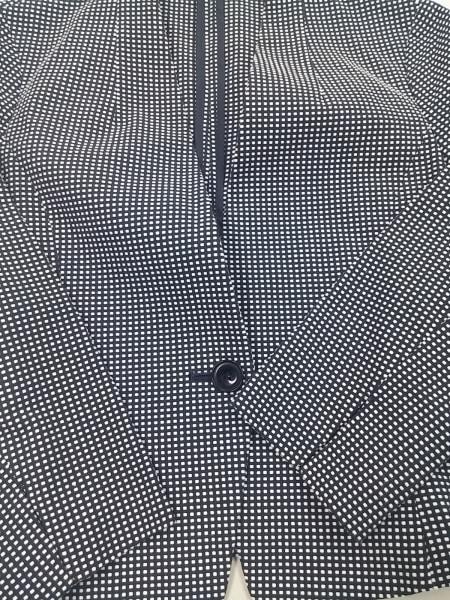 ANAYI(アナイ) スカートスーツ サイズ38 M レディース美品  黒×白 6
