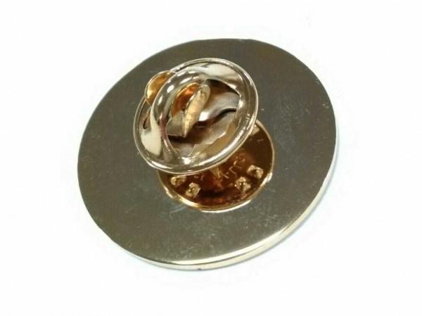 24カラッツステイゴールド ブローチ美品  金属素材 ゴールド 2