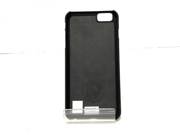 DIESEL(ディーゼル) 携帯電話ケース新品同様  ネイビー×黒×マルチ 2