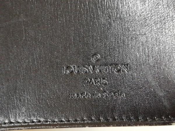 ルイヴィトン 札入れ エピ ポルト シェキエ・カルト クレディ M63732 5