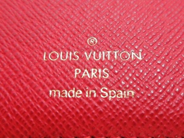 ルイヴィトン 3つ折り財布 ダミエ ポルトフォイユ・コアラ N60005 5