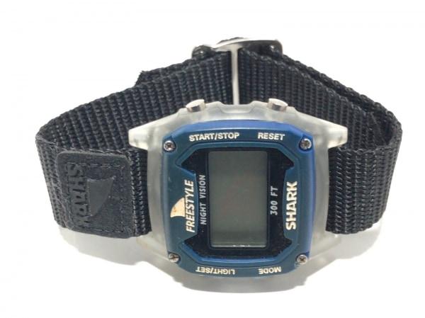 Freestyle(フリースタイル) 腕時計 ボーイズ デジタル 黒 2