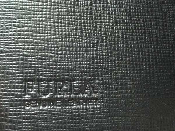 FURLA(フルラ) 3つ折り財布美品  黒 レザー 5