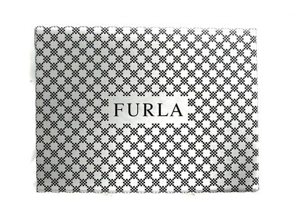 FURLA(フルラ) 3つ折り財布美品  黒 レザー 6