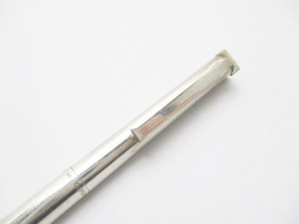 ティファニー ボールペン クラシックT シルバー インクなし 5