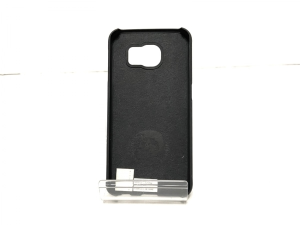 ディーゼル 携帯電話ケース美品  ネイビー×黒 iphoneケース デニム 2