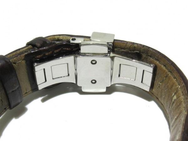 ハミルトン 腕時計 ベンチュラ H245150 メンズ 黒×シルバー 4