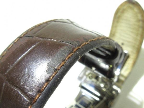 ハミルトン 腕時計 ベンチュラ H245150 メンズ 黒×シルバー 9