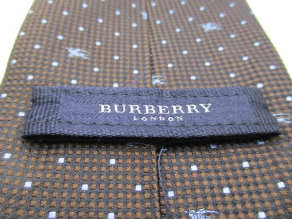 Burberry LONDON(バーバリーロンドン) ネクタイ メンズ美品 3