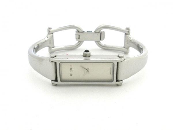 GUCCI(グッチ) 腕時計 1500L レディース シルバー 2
