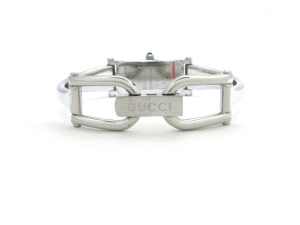 GUCCI(グッチ) 腕時計 1500L レディース シルバー 3