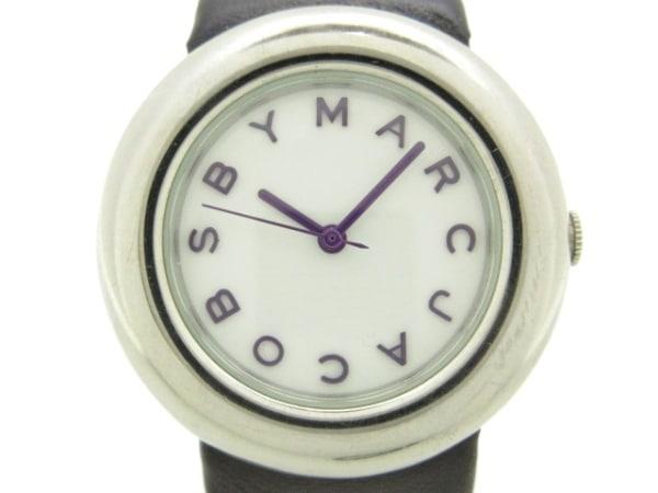 マークジェイコブス 腕時計 マーシ MBM1127 レディース 白 1