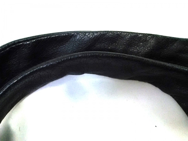 CAMPER(カンペール) ハンドバッグ グレー×黒 ナイロン×レザー 8