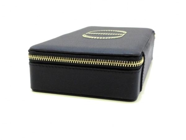 ディオールパフューム バニティバッグ美品  - 黒×ゴールド 2