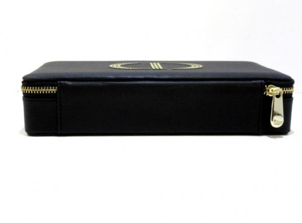 ディオールパフューム バニティバッグ美品  - 黒×ゴールド 3
