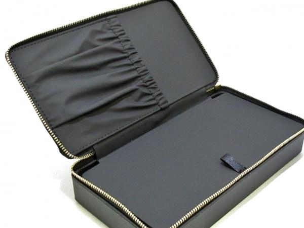 ディオールパフューム バニティバッグ美品  - 黒×ゴールド 9