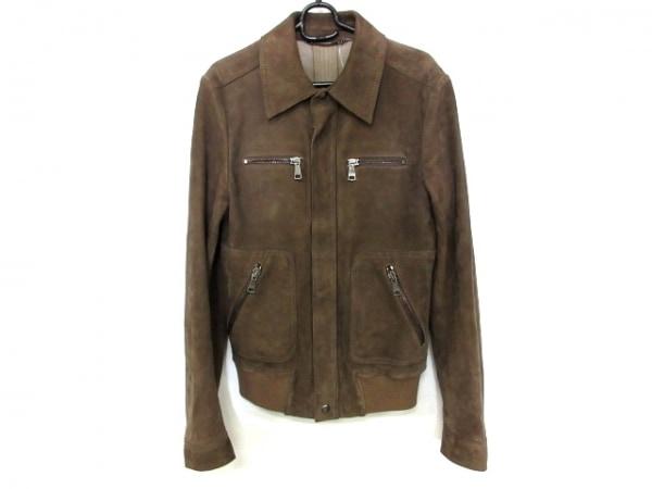 ドルチェアンドガッバーナ ライダースジャケット サイズ46 S メンズ 1
