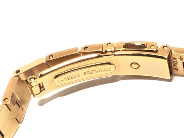 WIRED(ワイアード) 腕時計 - V111-0BL0 レディース 白 5
