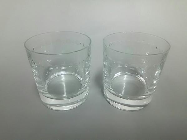 ティファニー ペアグラス新品同様  スウィング クリア ガラス 1