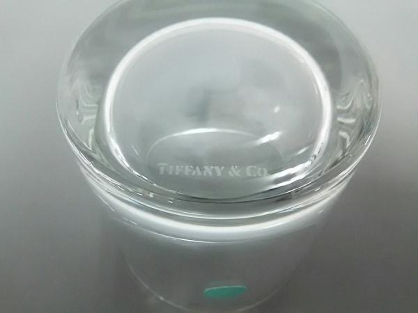 ティファニー ペアグラス新品同様  スウィング クリア ガラス 3