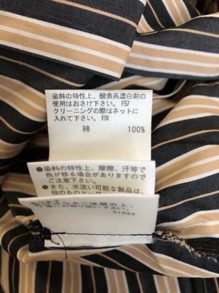 バーバリーブルーレーベル 半袖シャツブラウス サイズ36 S 4