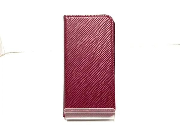 ルイヴィトン 携帯電話ケース エピ IPHONE X & XS・フォリオ M64468 1
