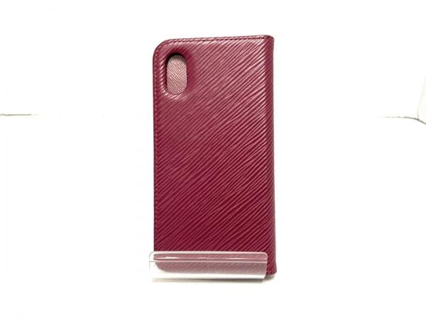 ルイヴィトン 携帯電話ケース エピ IPHONE X & XS・フォリオ M64468 2