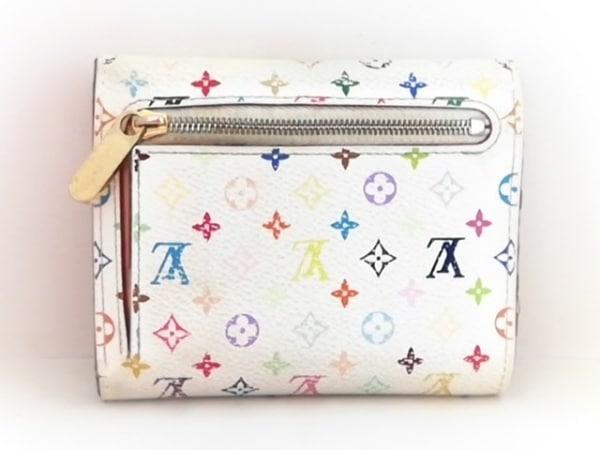 ルイヴィトン 3つ折り財布 モノグラムマルチカラー M58014 ブロン 2