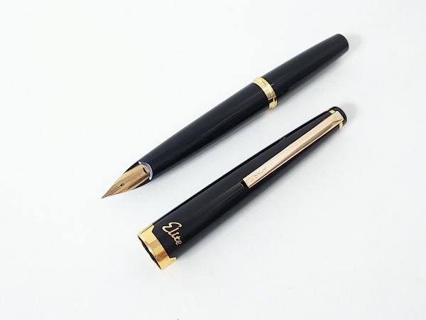 PILOT(パイロット) ペン - 黒×ゴールド プラスチック×金属素材 1