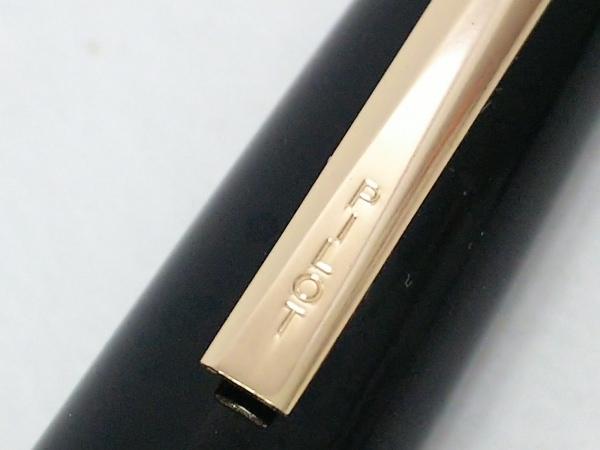 PILOT(パイロット) ペン - 黒×ゴールド プラスチック×金属素材 2